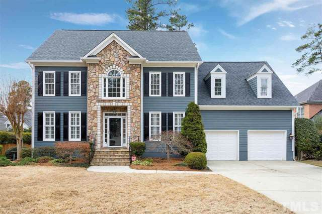120 Crystlewood Court, Morrisville, NC 27560 (#2298228) :: The Perry Group
