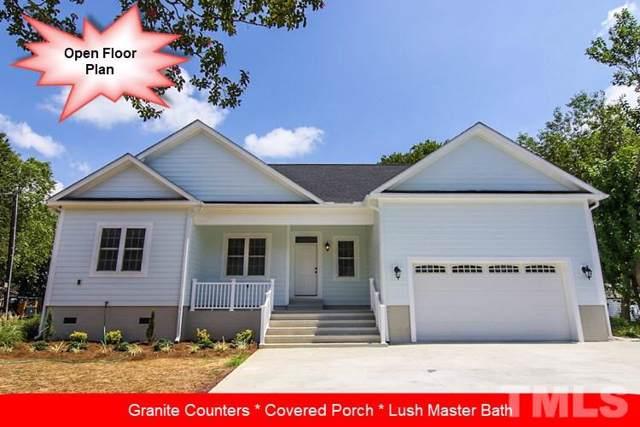 110 E Brown Street, Pine Level, NC 27568 (#2298230) :: The Beth Hines Team