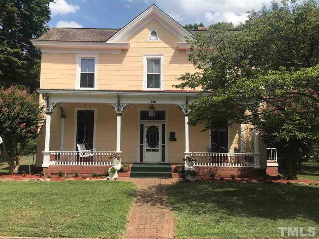 210 N Main Street, Franklinton, NC 27525 (#2298242) :: The Perry Group