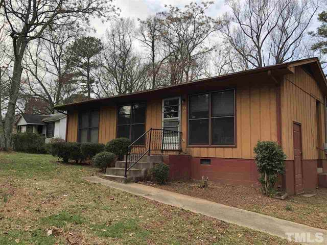 1112 Washington Street, Henderson, NC 27536 (#2298254) :: The Results Team, LLC