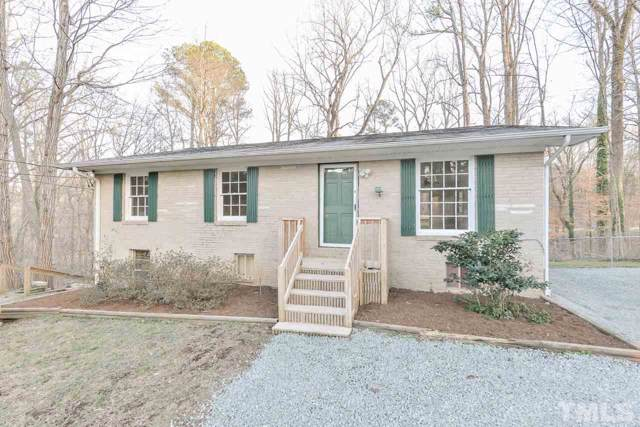 8718 Rollingwood Road, Chapel Hill, NC 27516 (#2298271) :: Raleigh Cary Realty