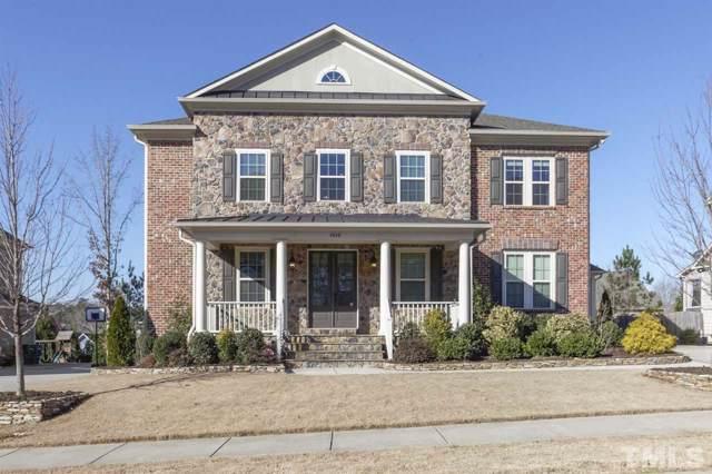 4808 Sunset Fairways Drive, Apex, NC 27539 (#2298276) :: Foley Properties & Estates, Co.