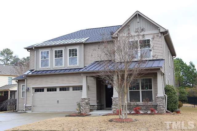 4022 Vallonia Drive, Cary, NC 27519 (#2298295) :: The Jim Allen Group