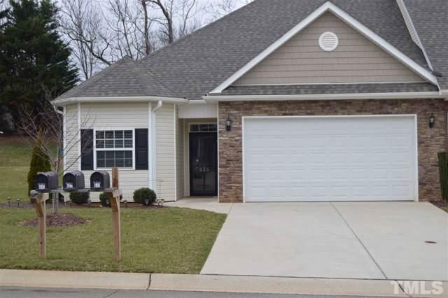645 Village Lake Drive, Mebane, NC 27302 (#2298313) :: Classic Carolina Realty