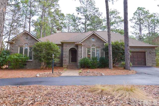 50 Thunderbird Lane, Pinehurst, NC 28374 (#2298327) :: RE/MAX Real Estate Service