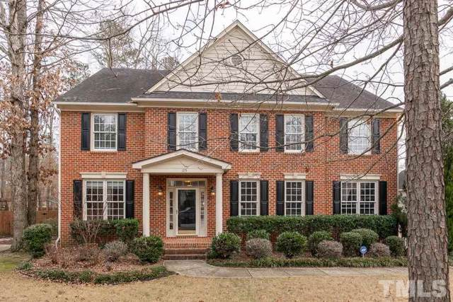 109 Arlen Park Place, Holly Springs, NC 27540 (#2298373) :: Foley Properties & Estates, Co.