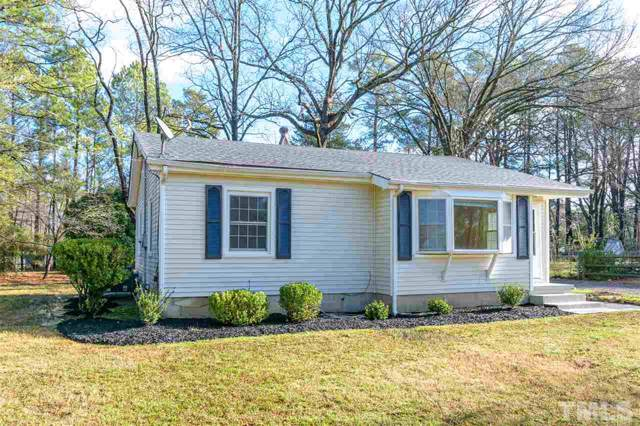 312 11th Street, Butner, NC 27509 (#2298397) :: Dogwood Properties