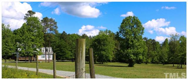 720 Marshall Road, Pittsboro, NC 27312 (#2298407) :: Triangle Just Listed