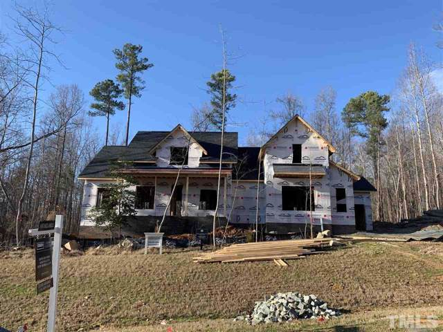 403 Stonecrest Way, Pittsboro, NC 27312 (#2298410) :: Triangle Just Listed