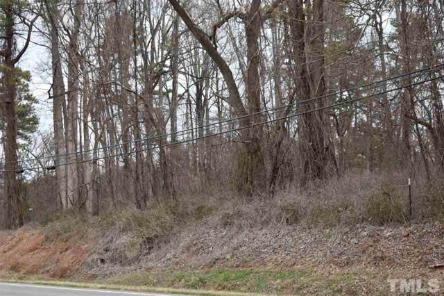 0 Siler City Glendon Road, Siler City, NC 27344 (#2298412) :: Dogwood Properties