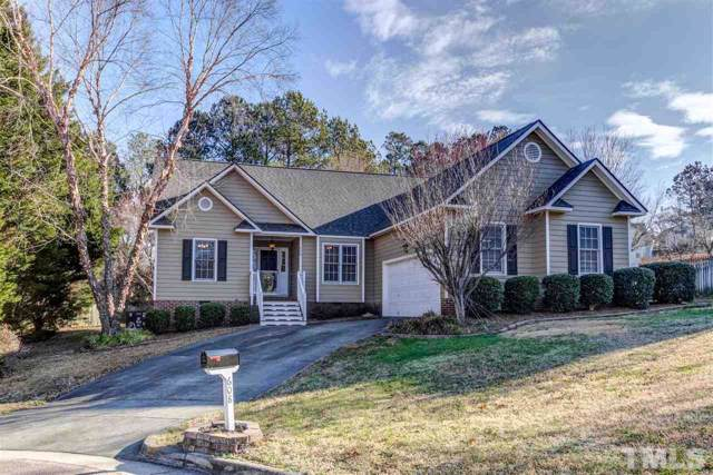 608 Rodney Bay Crossing, Wake Forest, NC 27587 (#2298415) :: Sara Kate Homes