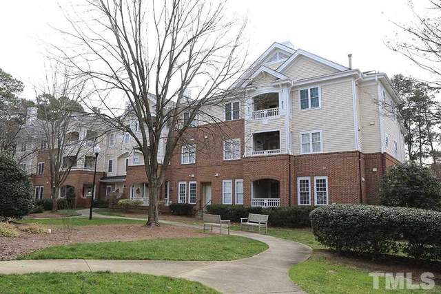 100 Northbrook Drive #203, Raleigh, NC 27609 (#2298444) :: Raleigh Cary Realty