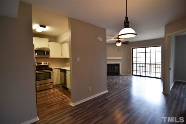 3805 Chimney Ridge Place #108, Durham, NC 27713 (#2298469) :: Raleigh Cary Realty