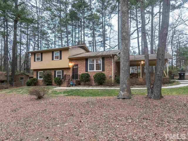 3200 Sherbon Drive, Durham, NC 27707 (MLS #2298540) :: The Oceanaire Realty