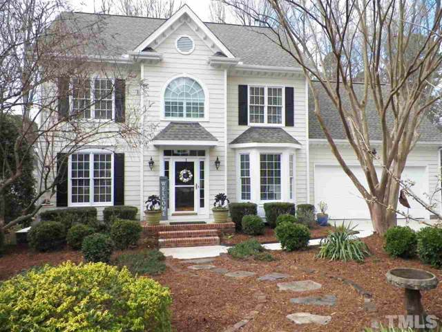 306 Kellyridge Drive, Apex, NC 27502 (#2298542) :: Dogwood Properties
