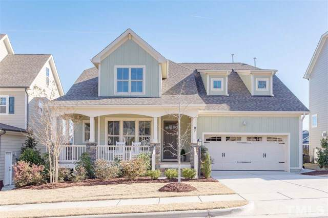 97 Juneberry Drive, Chapel Hill, NC 27516 (#2298562) :: The Perry Group