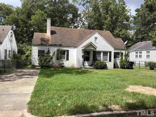 403 S Audubon Avenue, Goldsboro, NC 27530 (#2298641) :: The Results Team, LLC