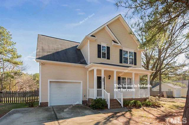 140 Holding Young Road, Youngsville, NC 27596 (#2298648) :: The Jim Allen Group