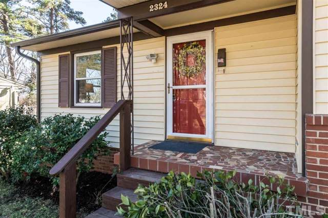 2324 Millbank Street, Raleigh, NC 27610 (#2298671) :: RE/MAX Real Estate Service