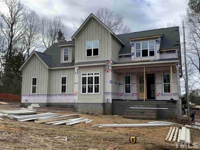 201 Cabin Creek, Pittsboro, NC 27312 (#2298676) :: RE/MAX Real Estate Service