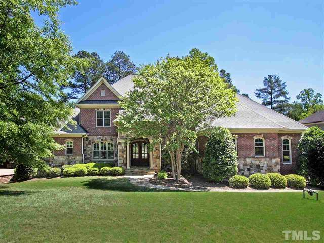 6841 Piershill Lane, Cary, NC 27519 (#2298681) :: Realty World Signature Properties