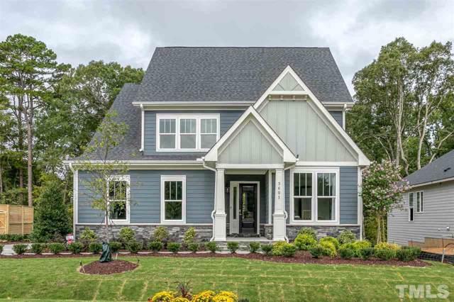 3401 Cedarbird Way Lot 64-Edison, Durham, NC 27707 (MLS #2298701) :: The Oceanaire Realty