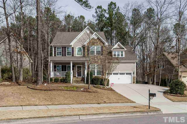 601 Opposition Way, Wake Forest, NC 27587 (#2298726) :: Raleigh Cary Realty