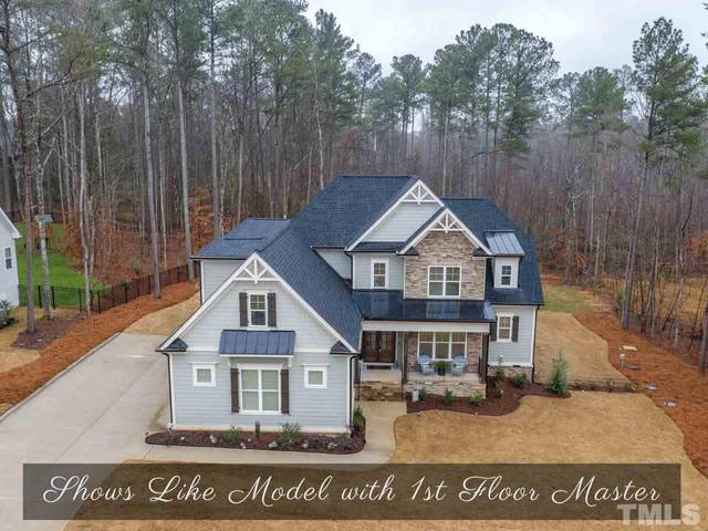 3540 Donlin Drive, Wake Forest, NC 27587 (#2298737) :: The Jim Allen Group