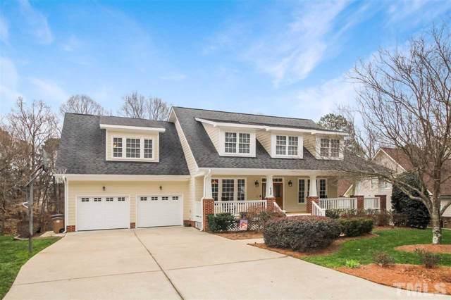 808 Hidden Jewel Lane, Wake Forest, NC 27587 (#2298740) :: Sara Kate Homes