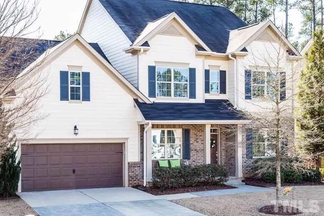 817 Wickham Ridge Road, Apex, NC 27539 (#2298775) :: RE/MAX Real Estate Service