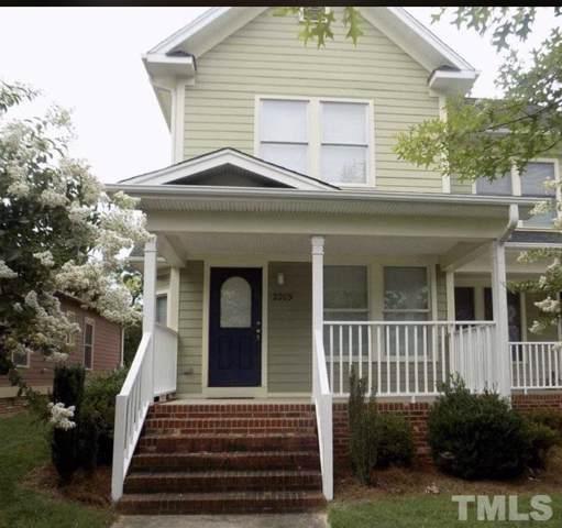2209 Charles Harshaw Avenue, Greensboro, NC 27401 (#2298807) :: Classic Carolina Realty