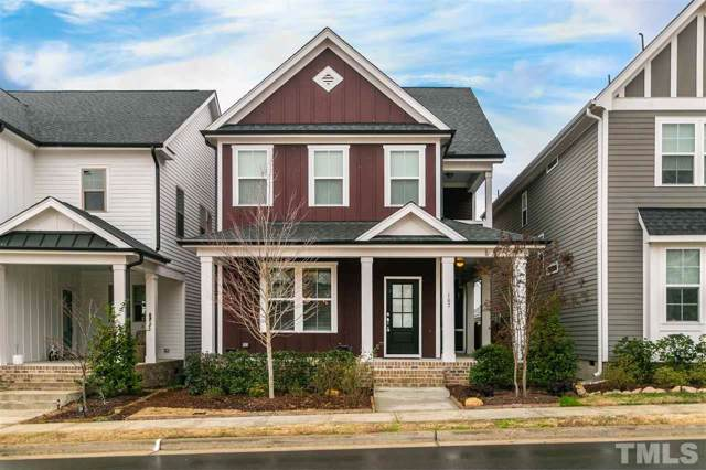107 Meadows Edge Drive, Chapel Hill, NC 27516 (#2298824) :: The Perry Group