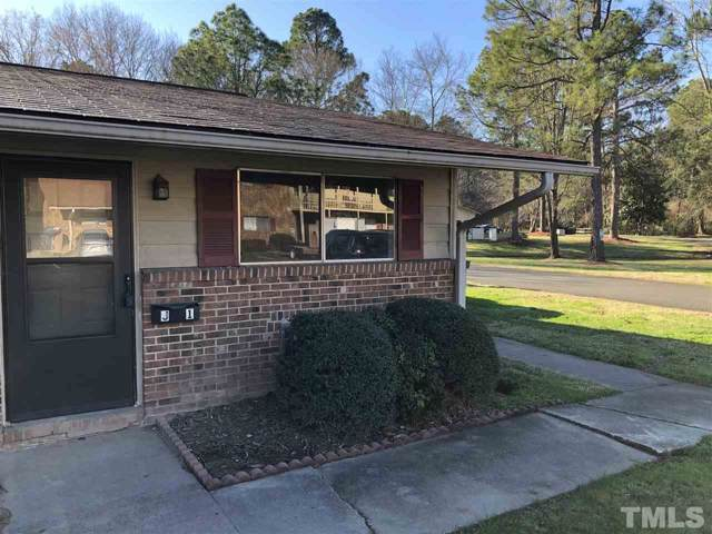 130 S Estes Drive 1 J, Chapel Hill, NC 27561 (#2298846) :: Real Estate By Design