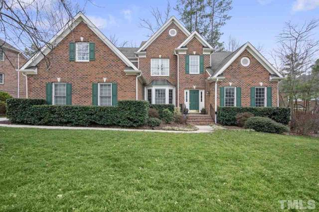 10545 Clubmont Lane, Raleigh, NC 27617 (#2298850) :: Classic Carolina Realty