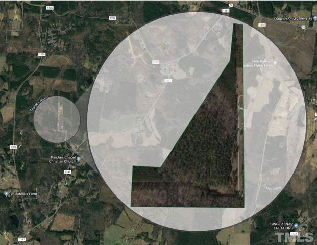 Gordon Moore Road, Franklinton, NC 27525 (#2298905) :: The Perry Group