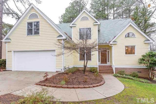6408 Huntingridge Road, Chapel Hill, NC 27517 (#2298912) :: Spotlight Realty