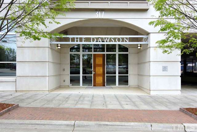 317 W Morgan Street #415, Raleigh, NC 27601 (#2298925) :: M&J Realty Group