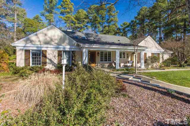 903 Arrowhead Road, Chapel Hill, NC 27514 (#2299030) :: M&J Realty Group
