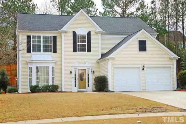 201 Sherwood Forest Place, Cary, NC 27519 (#2299155) :: The Perry Group