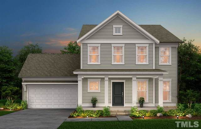 2802 Raddercrest Court Lot 36, Fuquay Varina, NC 27526 (#2299156) :: Sara Kate Homes