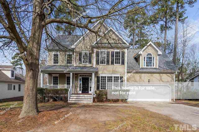 2316 Bristers Spring Way, Apex, NC 27523 (#2299189) :: Spotlight Realty