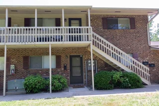 130 S Estes Drive K9, Chapel Hill, NC 27514 (#2299197) :: M&J Realty Group