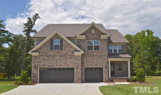 138 W Wellesley Drive, Clayton, NC 27520 (#2299319) :: Marti Hampton Team brokered by eXp Realty