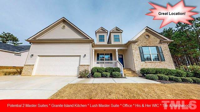 165 Roaring Creek Drive, Garner, NC 27529 (#2299323) :: Sara Kate Homes