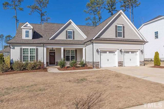 116 Park Bluff Drive, Holly Springs, NC 27540 (#2299333) :: The Jim Allen Group