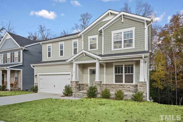 121 Spring Pine Lane, Holly Springs, NC 27540 (#2299334) :: Triangle Top Choice Realty, LLC