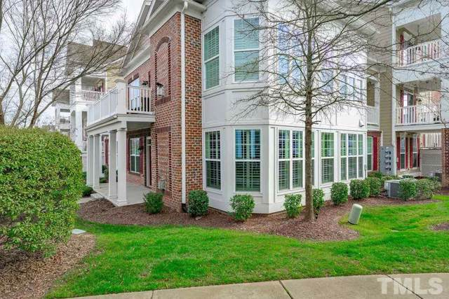 10529 Sablewood Drive #106, Raleigh, NC 27617 (#2299358) :: Real Estate By Design