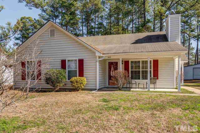 2113 Old Sparta Road, Rocky Mount, NC 27804 (#2299360) :: M&J Realty Group