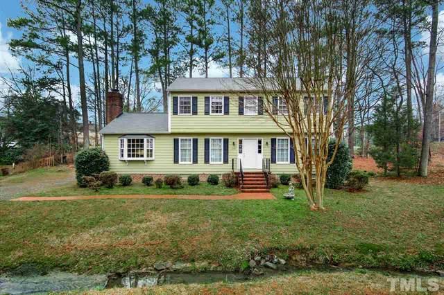 915 Cedar Fork Trail, Chapel Hill, NC 27514 (#2299371) :: Dogwood Properties