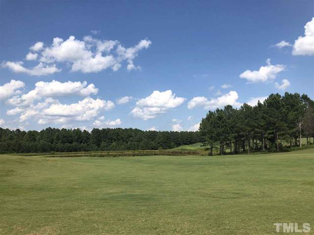 1297 Golfers View Drive, Pittsboro, NC 27312 (#2299472) :: Real Estate By Design